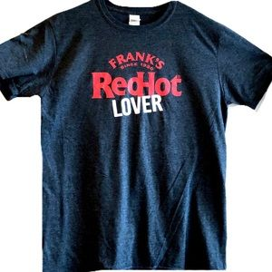 Franks Red Hot Lover t shirt